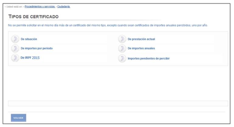 Certificado Inem Sepe Servicio Estatal De Empleo Publico