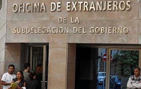 Cita previa extranjeria for Oficinas de extranjeria